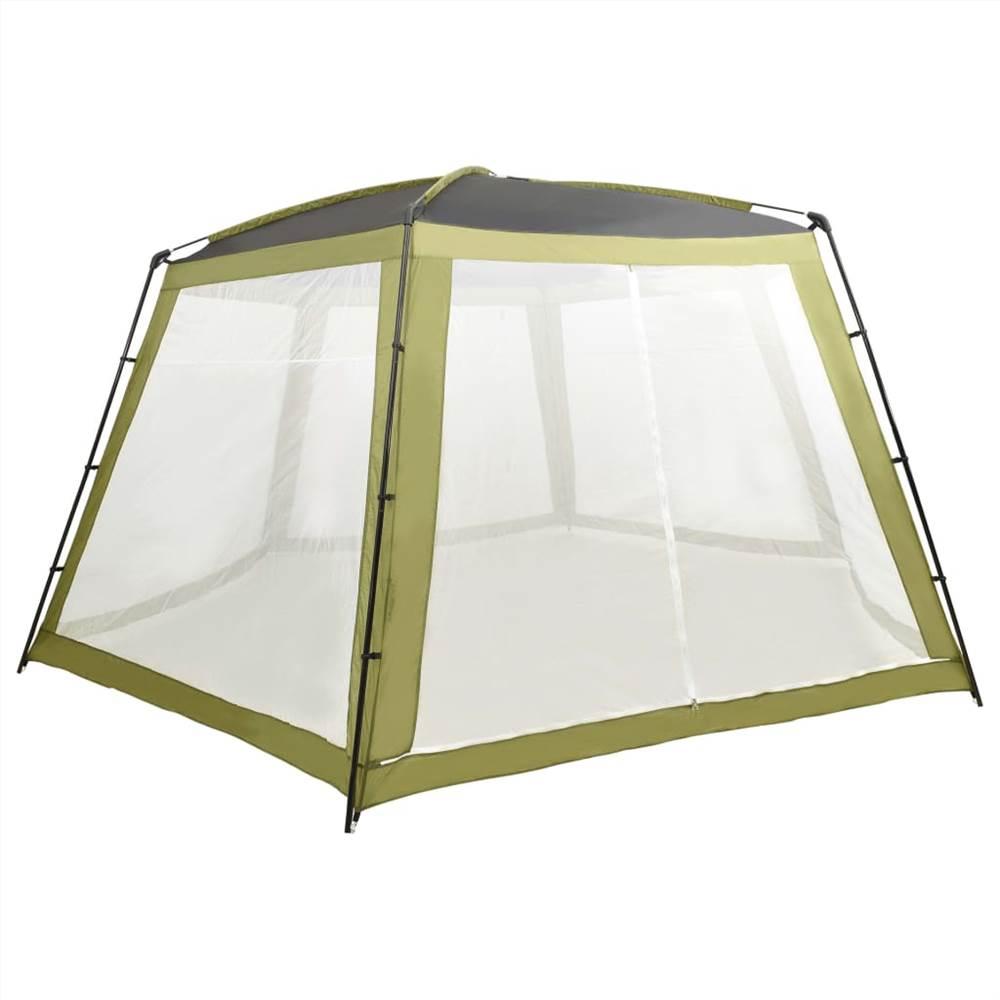 Pool Tent Fabric 660x580x250 cm Green