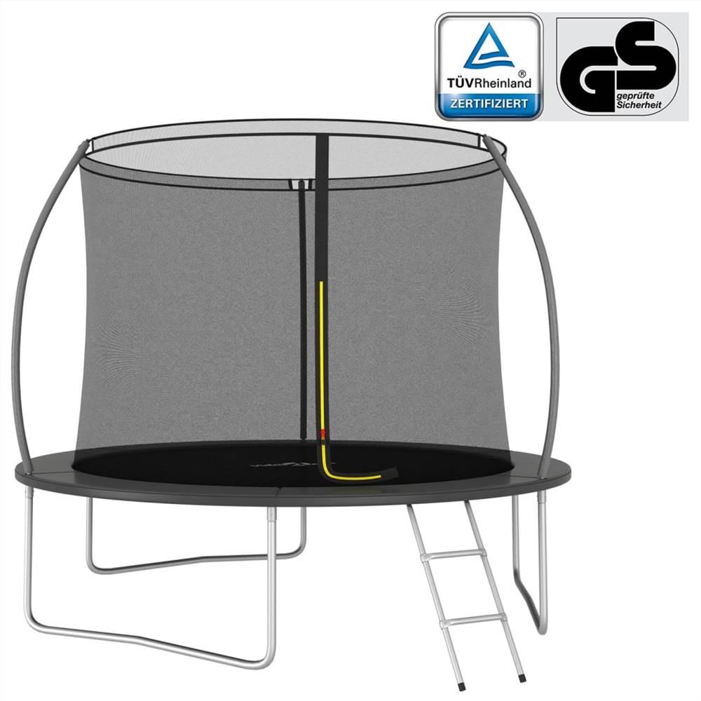 Trampolin-Set rund 305x76 cm 150 kg
