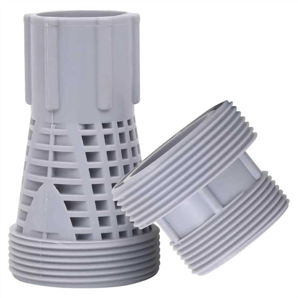 2-х частей пластиковые соединители для шлангов бассейна