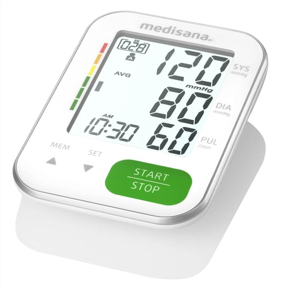 Medisana Upper Arm Blood Pressure Monitor BU 565 White