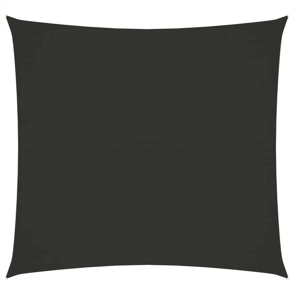 Sunshade Sail Oxford Fabric Rectangular 2.5x3 m Anthracite