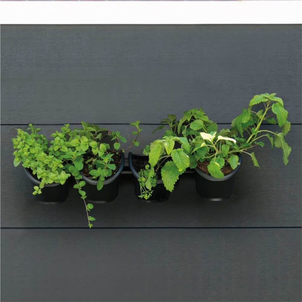 Nature Vertical GardenHerb and Flower Kit