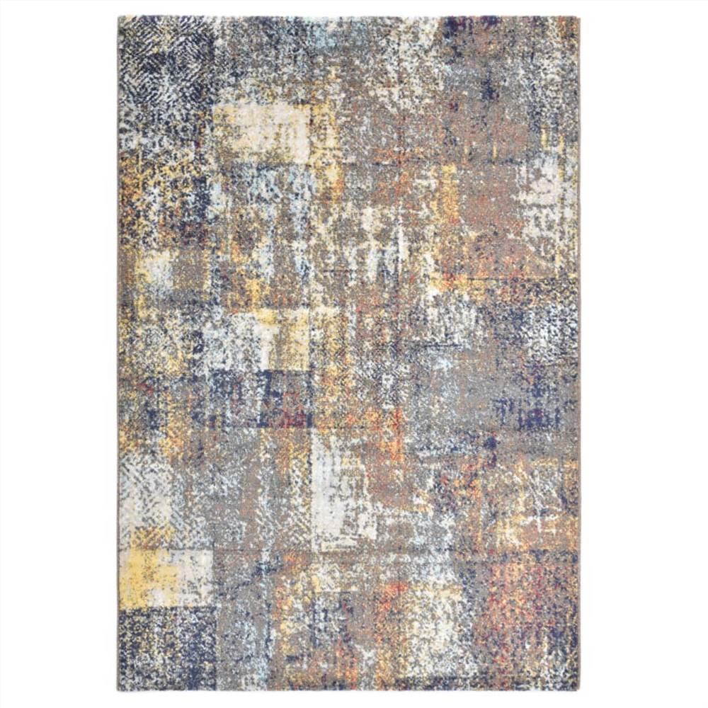 Rug Multicolour 80x150 cm PP