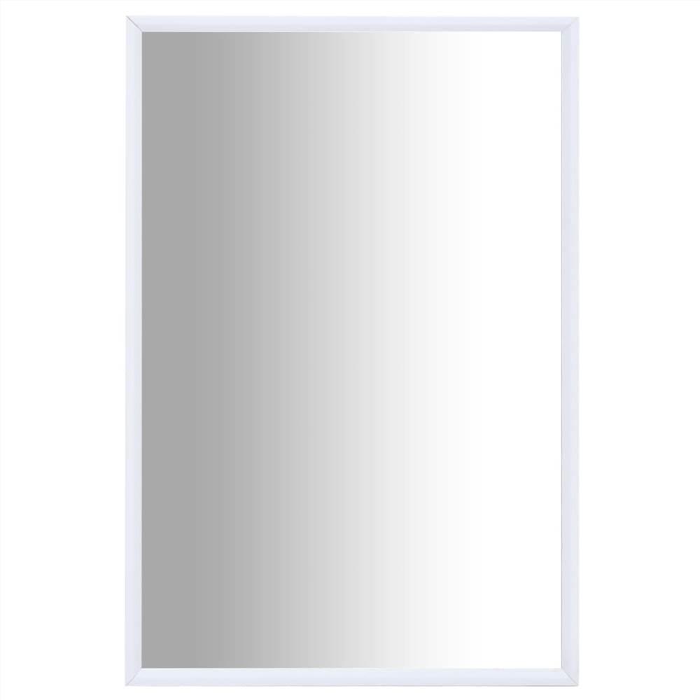 Mirror White 60x40 cm