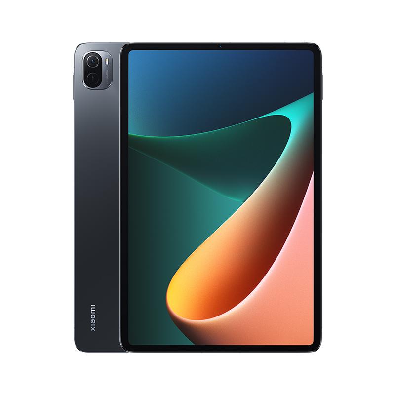 [2021 Νέο] Xiaomi Mi Pad 5 CN Έκδοση 11 ιντσών 2.5K LCD Οθόνη Snapdragon 860 CPU 6GB LPDDR4X +128GB UFS 3.1 Android Tablet PC 4 ηχείων Dolby Vision Surround ήχος 8720mAh Μπαταρία - Μαύρο