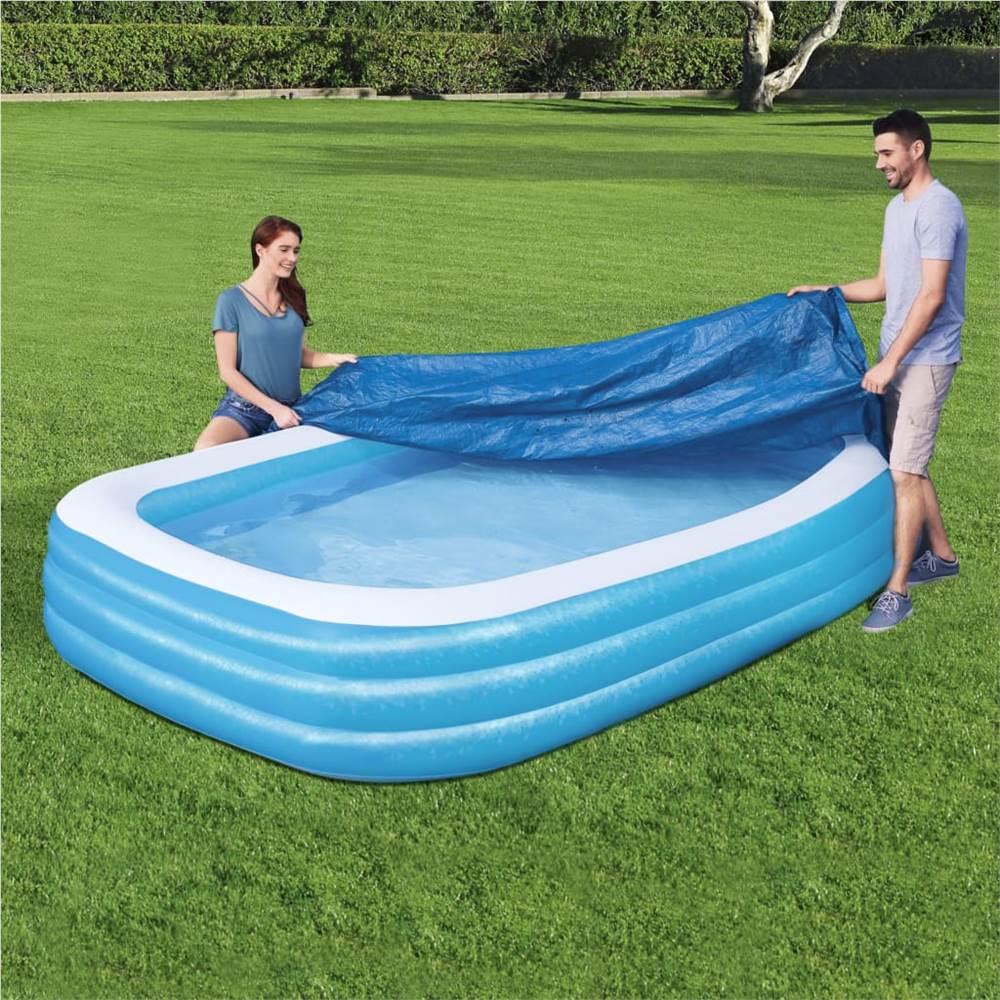 Bestway Flowclear Pool Cover 305x183x56 cm