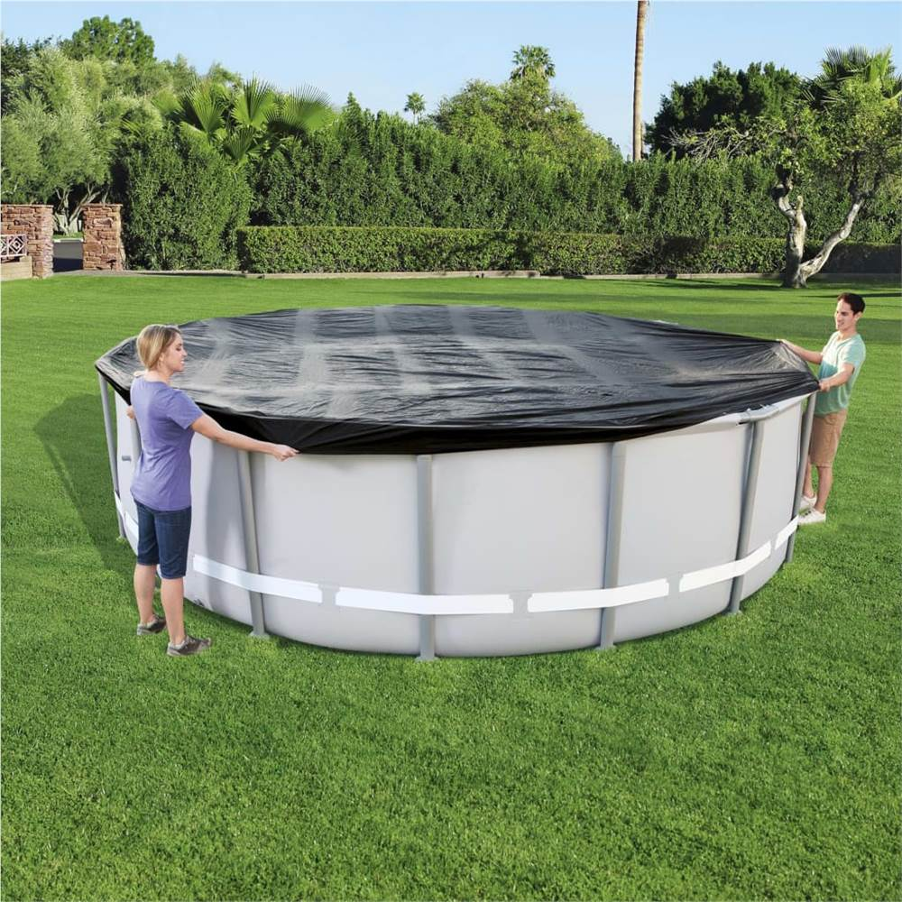 Bestway Pool Cover Flowclear 488 cm