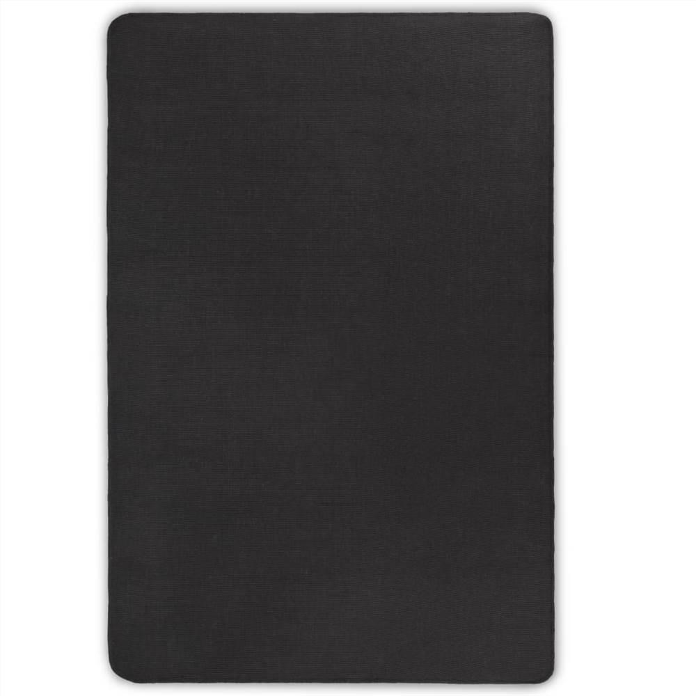 Коврик Джутовый на латексной основе 190x300 см Серый