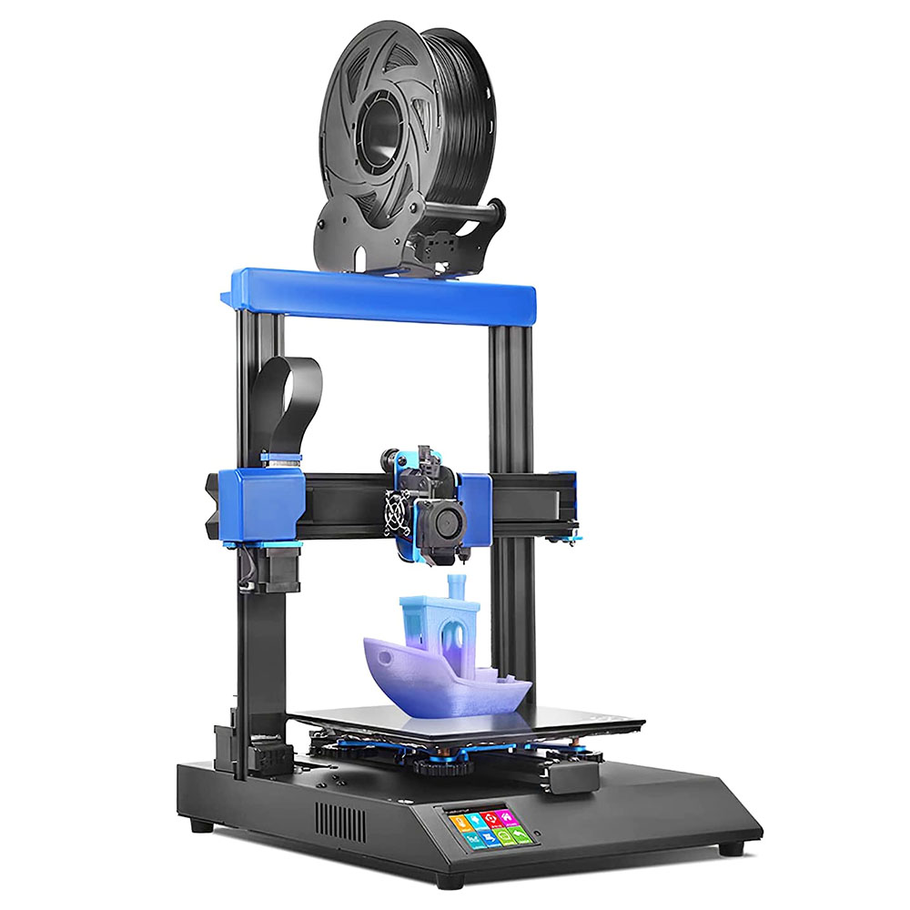 Artillery Genius Pro 3D Printer 220*220*250mm Dual Z-Axis Hot Bed Protection Filament Runout Detection