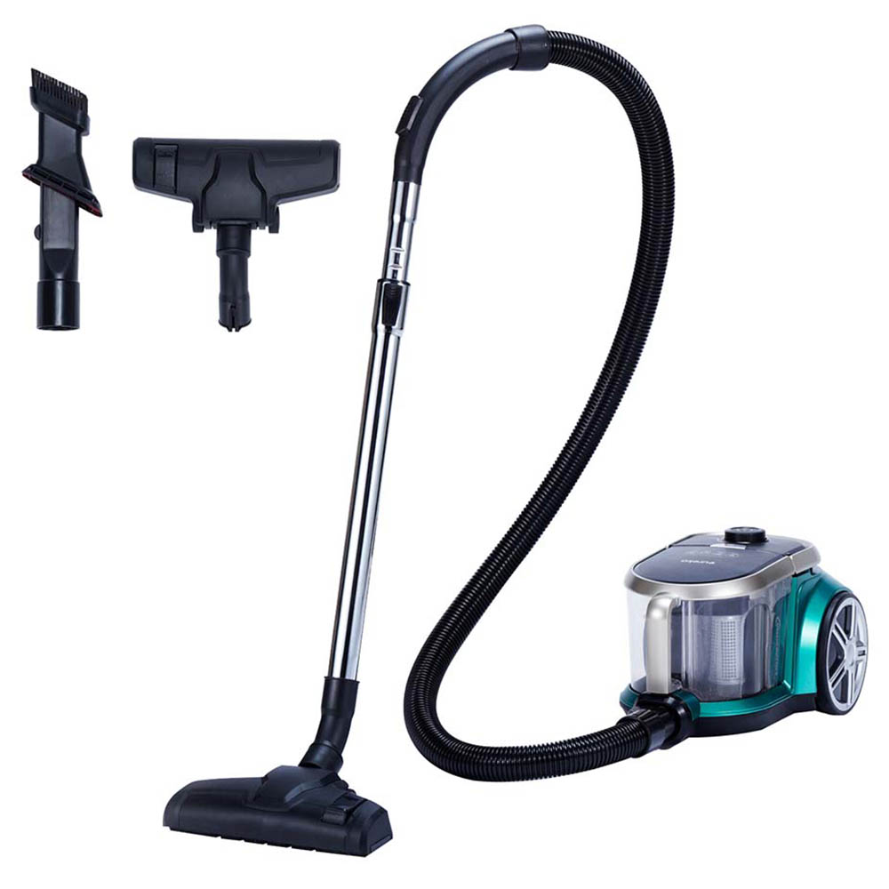 Eureka Apollo Handheld Vacuum Cleaner 20000Pa 300W Powerful Suction Adjustment 2L Dust Box Automatic Cord Rewind