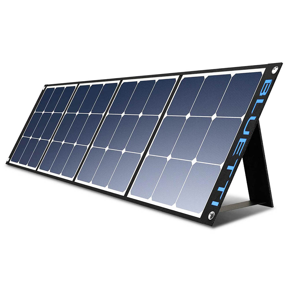BLUETTI SP200 200w Solar Panel for AC200P/EB70/AC50S/EB150/EB240 Power Station Portable Foldable Solar Panel Power Backup