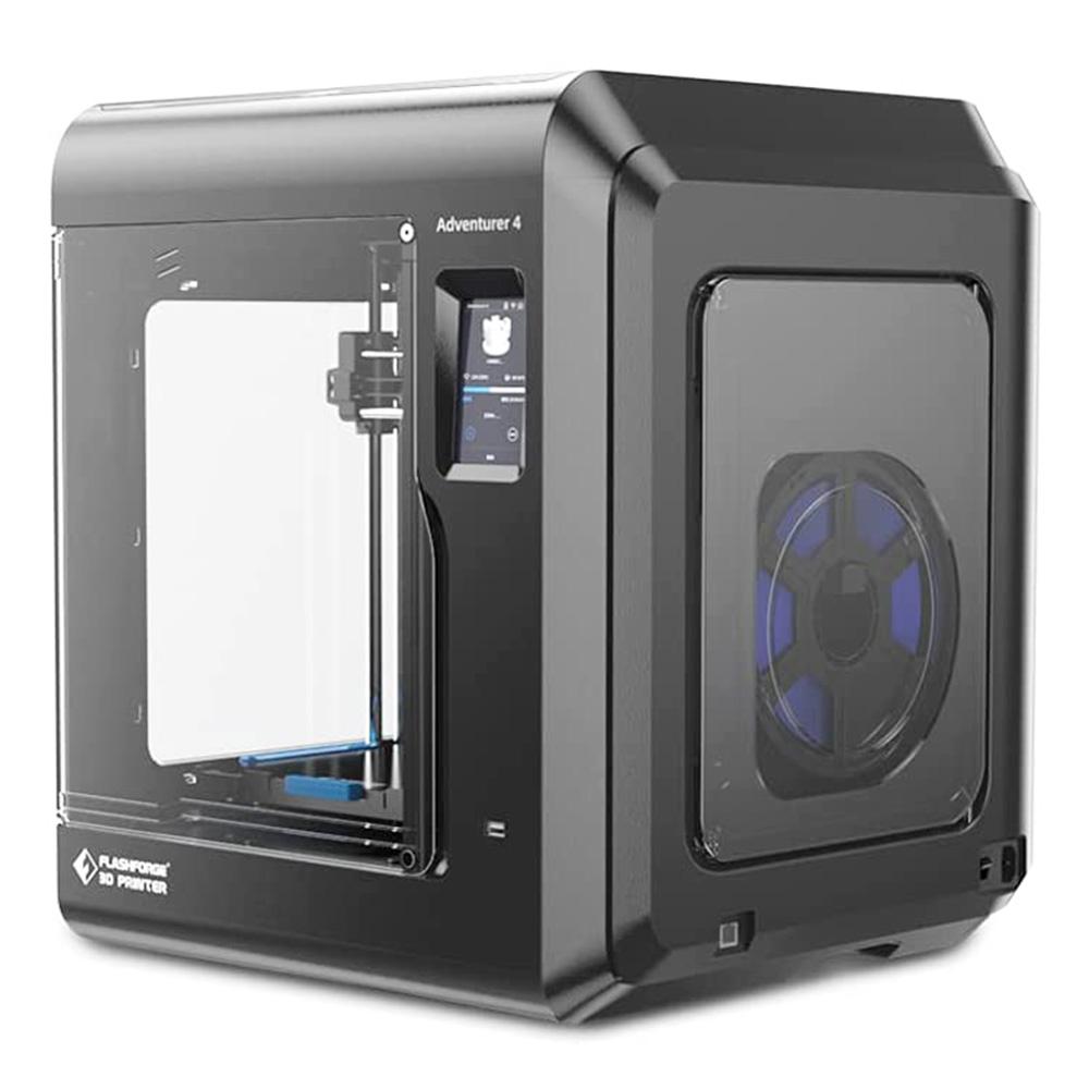 Drukarka 4D Flashforge Adventurer 3 Automatyczne poziomowanie Odłączana dysza w wysokiej temperaturze