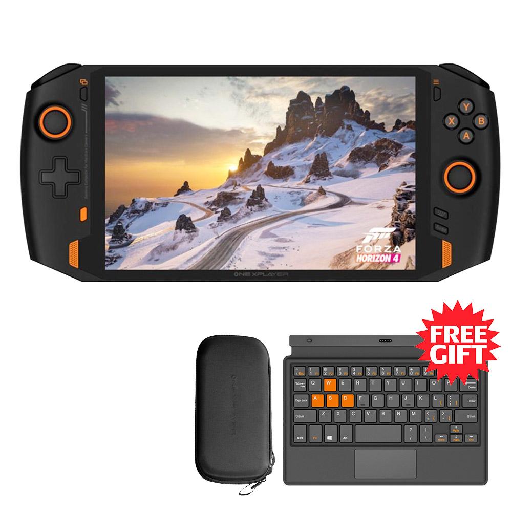 One Netbook ONEXPLAYER 1S Console de jogos PC Computador de bolso de 8.4 polegadas i7-1195G7 16G RAM 1 TB SSD IPS Tela sensível ao toque Windows 10 Plug UE