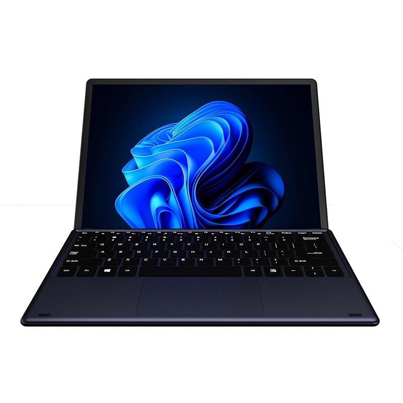 KUU Lepad 2-in-1 Tablet PC 12 inch 2K HD Touch Screen Intel Celeron Processor N3450 8GB RAM 256GB SSD Windows 10 5000 mAh Battery with Keyboard